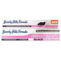 Зубная паста Беверли Хилз Формула Перфект Вайт Блек Сенсетив 100 мл