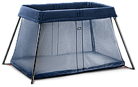 Манеж-кровать BabyBjorn Light для путешествий темно-синий