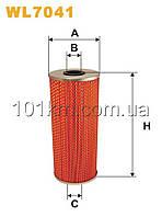 Фильтр масляный WIX WL7041 (OM522/1)