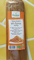 Органические спагетти из киноа с карри Primeal, 500 г