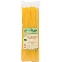 Органические безглютеновые спагетти из кукурузы и риса, 400 гр