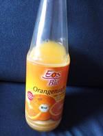 Органический апельсиновый сок