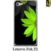 Чехол для Lenovo Zuk Z2, бампер, F033, зеленый цвет