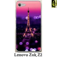 Чехол для Lenovo Zuk Z2, бампер, F004, Париж