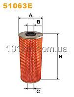 Фильтр масляный WIX 51063E (OM513)