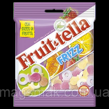 Жевательный мармелад Fruittella FRIZZ / Фрутелла Соска, фото 2