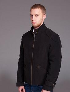 Мужская куртка, полупальто 48р.