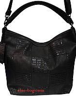 Женская сумка с перфорацией, фото 1