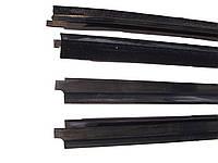 Уплотнители опускных стёкол нижние внутренние ВАЗ 2112 БРТ
