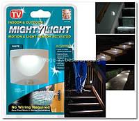 Универсальная подсветка Mighty Ligth, светильник с датчиком движения
