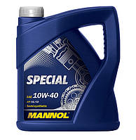 Моторное масло Mannol Special  10w40 4л