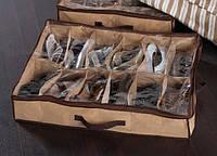 Органайзер для хранения обуви SHOES UNDER на 12 пар обуви