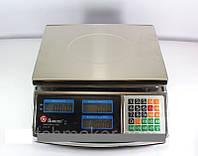 Весы ACS 50kg/5g MS 968 Domotec 6V Метал
