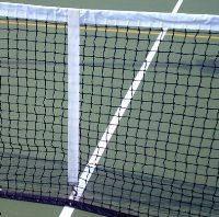 Центрстрап (центральная линейка) для  большого тенниса