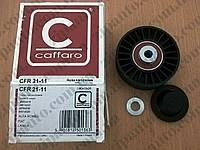 Ролик ремня генератора обводной Fiat Doblo (00-09) 1.9D/JTD CAFFARO CFR21-11