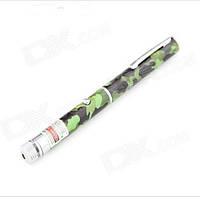 Лазерная ручка ― указка LASER GREEN камуфляж