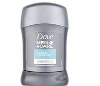 Антиперспирант-стик Dove Men+Care Clean Comfort  50 мл