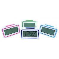 Настольные электронные часы будильник (говорящие) KK 9905 TR