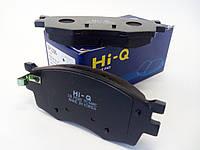 Колодки тормозные передние Hyundai Accent, Hi-Q Sangsin