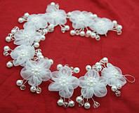 Свадебные диадемы- веночки- ободки для невест. Свадебный веночек на голову 149