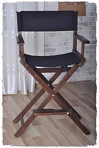 Складной, Профессиональный стул для макияжа Коричневый