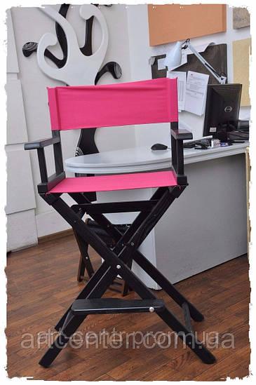 Стул  визажиста для макияжа черный (стул для Визажа)