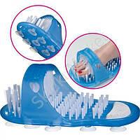 Массажные тапочки для душа с пемзой Easy Feet Изи Фит ( Спа-система Easy Feet )