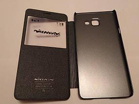 Чехол книжка Nillkin Samsung Galaxy А7 А710 2016