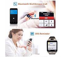 Часы Smart watch SDZ09 Sim card и TF card camera