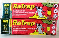 Клей от грызунов RaTrap с приманкой