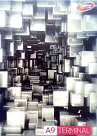 Блокнот  А4 формата 50л клеев. обл.асс.