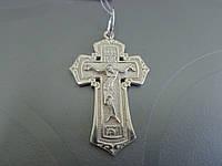 Серебряный крест 107, фото 1