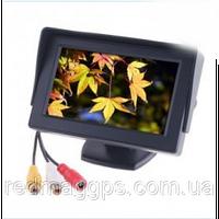 Дисплей LCD 4.3'' для двух камер 043, монитор