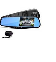 Автомобильный видеорегистратор - Зеркало DVR 138E зеркало без доп. камеры