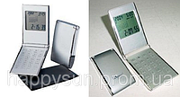 Калькулятор карманный Kenko KK 2511 (под замену акб), электронный калькулятор с календарем/часами/будильником