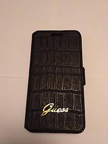 Кожаный чехол книжка Samsung Galaxy A3