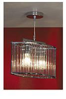 Люстра подвесная хрустальная Lussole Nardo LSC-3306-02 2 лампы.