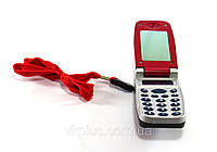 Калькулятор карманный Kenko KK 2606 (под замену акб), электронный калькулятор с календарем/часами/будильником