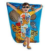 Большое детское полотенце Дисней Король лев