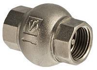 """Обратный клапан с латунным золотником 1/2"""" VT.151.N.04"""