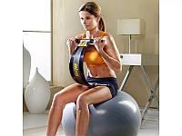 Тренажер для пресса и спины ABS Advanced Body System, тренажер-эспандер