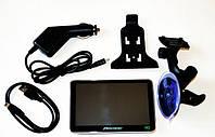 Автомобильный GPS навигатор Pioneer E6 5'' BT AV 4GB