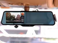 Автомобильный видеорегистратор - зеркало DVR 806 зеркало