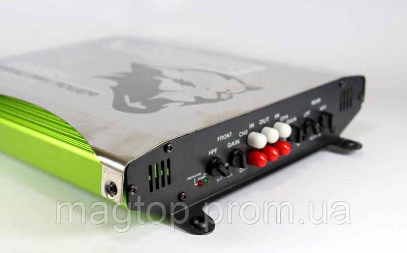 """Усилитель CAR AMP 600.4, фирменный уселитель Cougar - Интернет магазин """"Magtop"""" в Одессе"""