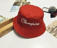 ✔️ Красная панама Champion