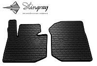 Автомобильные коврики BMW 3 (E36) 1990- Комплект из 2-х ковриков Черный в салон. Доставка по всей Украине. Оплата при получении