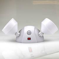 Автономный беспроводной светильник с датчиком движения Cordless Night Eyes