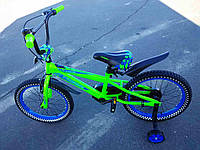 Детский двухколесный велосипед Crosser Stone 18 дюймов