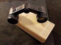 Бинокль 2.5 x 17.5 - Bushnell , легкий и компактный бинокль для путешествия