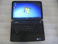 15.6' Ноутбук Dell Latitude E5530 Core i5-3210M 2.5G 4G 320G web-cam АКБ 2.5ч#749
